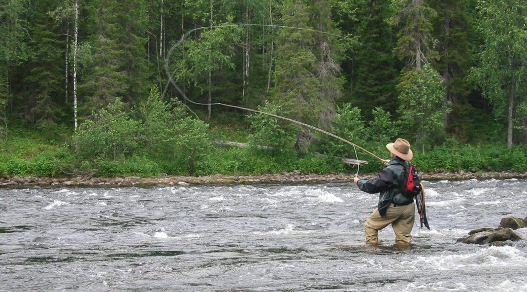 Карелия – край русской рыбалки и деревянного зодчества