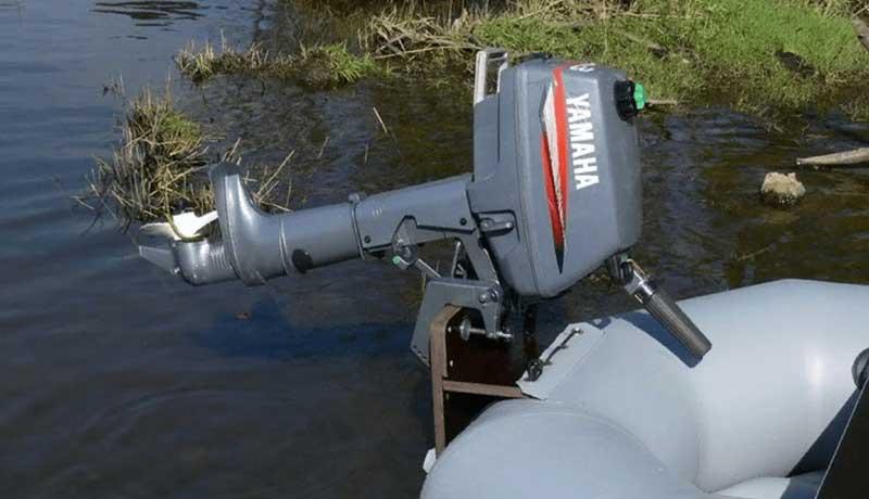 Лодочный мотор для троллинга Yamaha 3AMHS